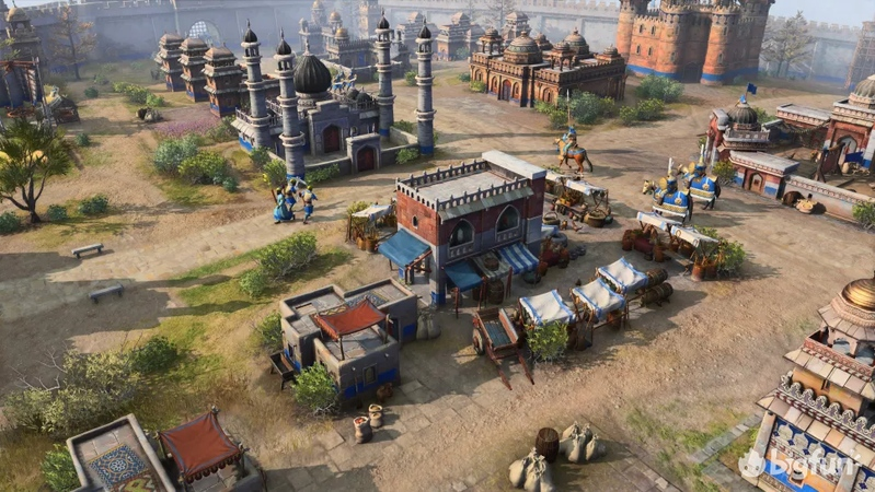 让RTS玩家们期待已久的帝国时代4终于要在今年秋天正式发售了
