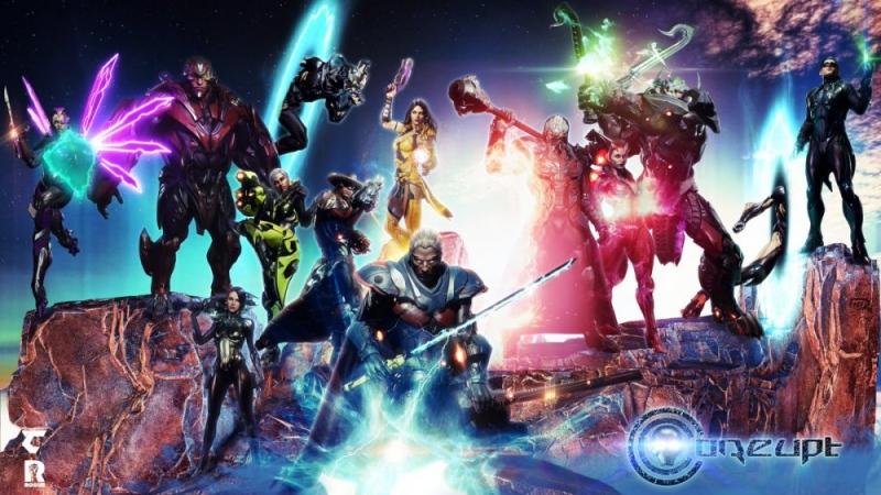 次世代格斗游戏Coreupt新预告公开将亮相E3展会